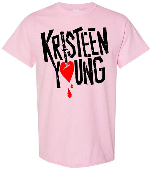 Kristeen Young t-shirt